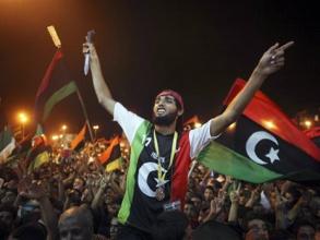 Режим Каддафи посыпался