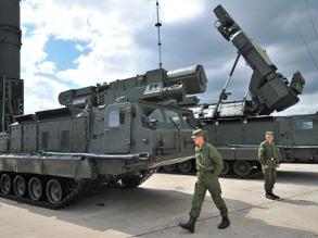 Зенитная ракетная система дальнего действия. Фото: РИА Новости