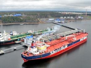 Нефтяная «пробка» в Приморске рассасывается