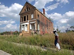 Дом в Детройте можно купить за доллар