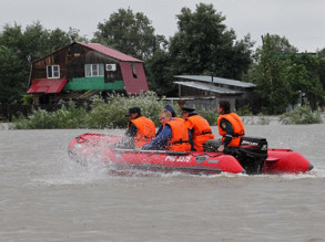 Паводок на Дальнем Востоке привлек внимание к «РусГидро»
