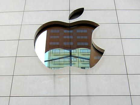 У Apple рекордная выручка от продажи