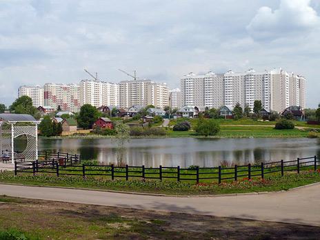 Солнцево парк фото квартир