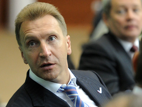 Шувалов собирается защитить Новороссийский порт от