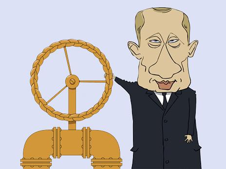 The Financial Times: «Печально, но г-н Путин кажется непробиваемым. Так же, как олигархи, он заморожен во времени».  Фото: РИА Новости