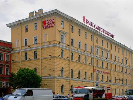 Банк санкт петербург котировки
