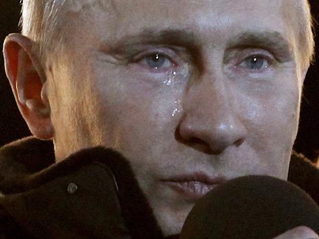 Плачущий Путин и другие слова на «Пэ».