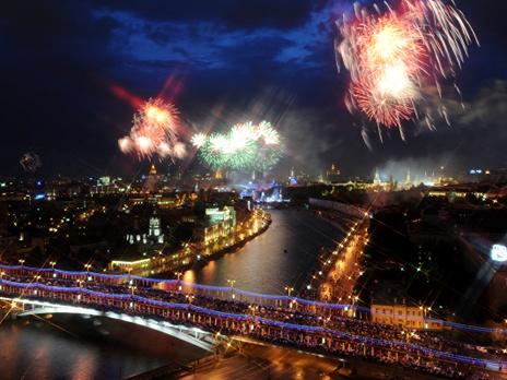 праздничные мероприятия в Москве