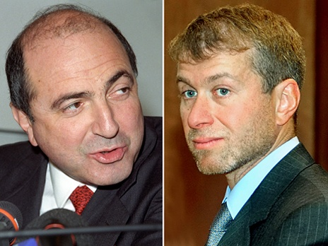 Russian oligarchs in English courts