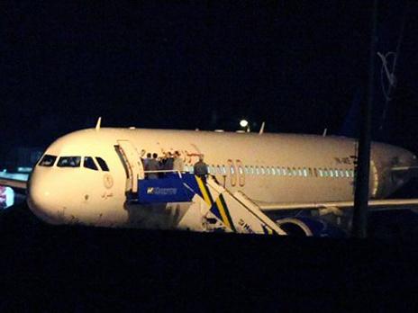 Турция не обязана признаваться об оружии на самолете