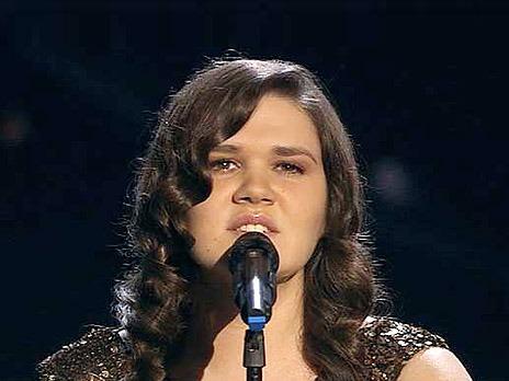 Дина Гарипова и Злата Огневич вышли в финал Евровидения 2013