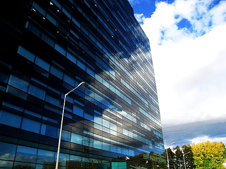 Здание бизнес-парка &laquo