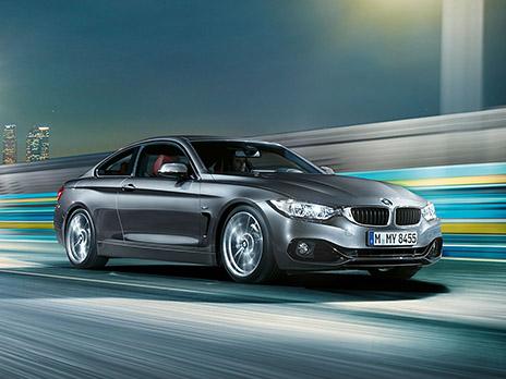 BMW 4 серии. Фото: bmw.com