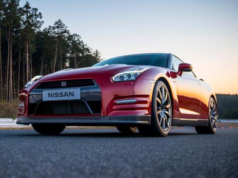 Nissan GT-R. Фото: Nissan