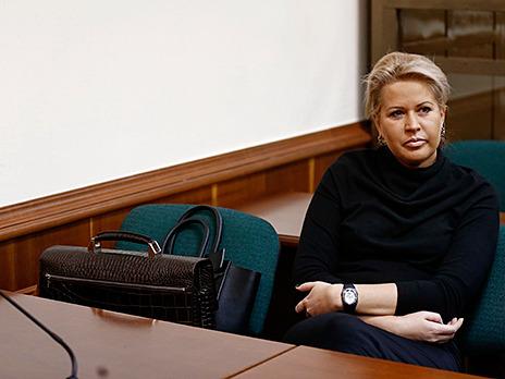 Бывшая глава Департамента имущественных отношений Минобороны РФ Евгения Васильева. Фото: ИТАР-ТАСС