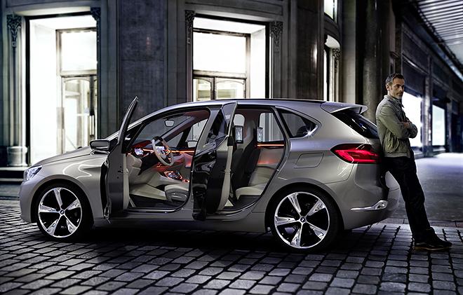 Первые снимки нового автомобиля BMW - 1-Series GT (84 фото)